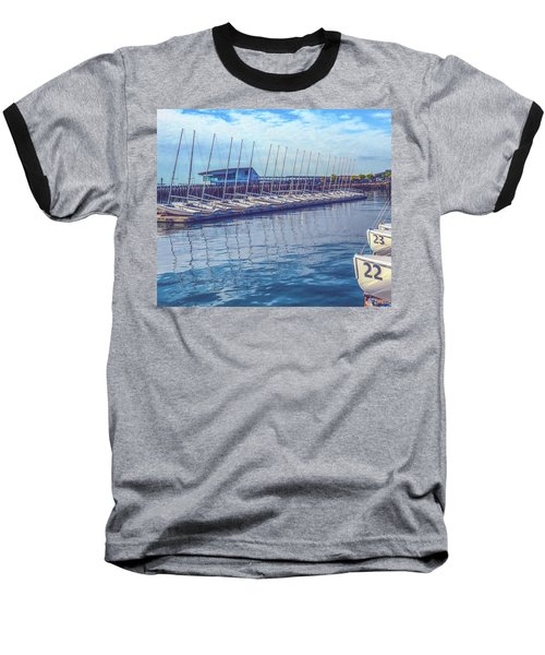 Sailboat Classes Baseball T-Shirt