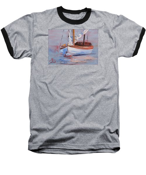 Sailboat Wisdom Baseball T-Shirt