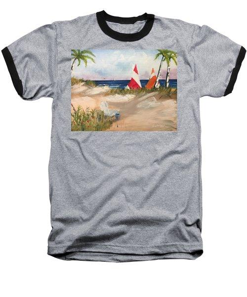 Sailing Along Baseball T-Shirt