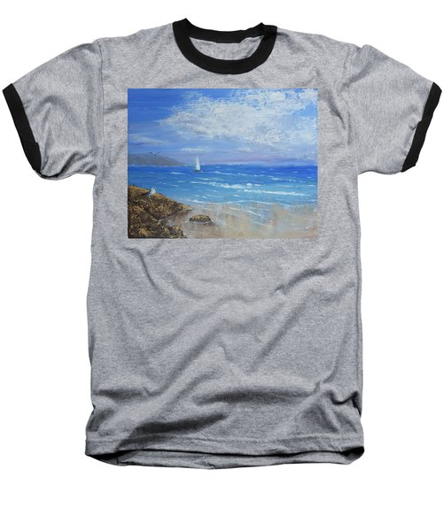 Sailing Away Baseball T-Shirt