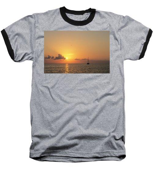 Crusing The Bahamas Baseball T-Shirt