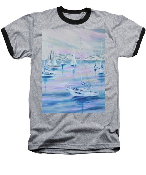 Sailing Baseball T-Shirt