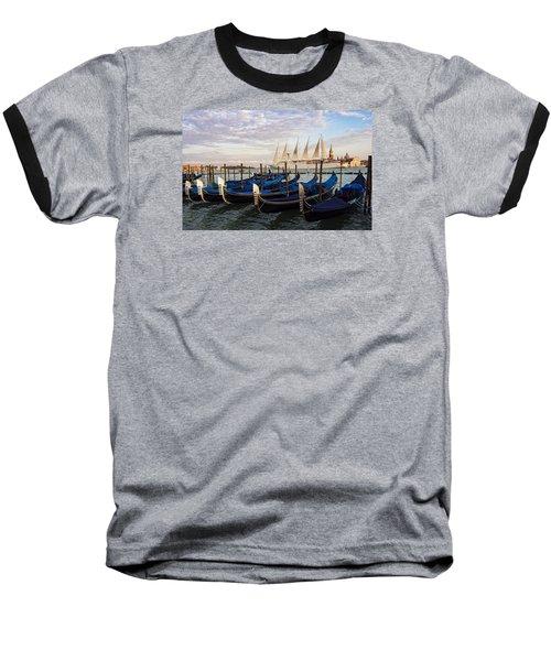 Sailing From Venice Baseball T-Shirt