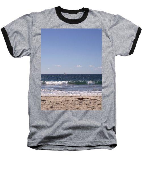 Sailing In California Sunshine Baseball T-Shirt