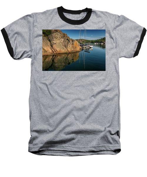 Sailing In Sweden Baseball T-Shirt