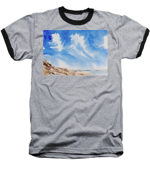Fine Coastal Cruising Baseball T-Shirt