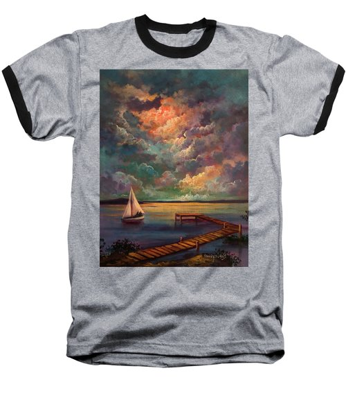 Sailing Baseball T-Shirt