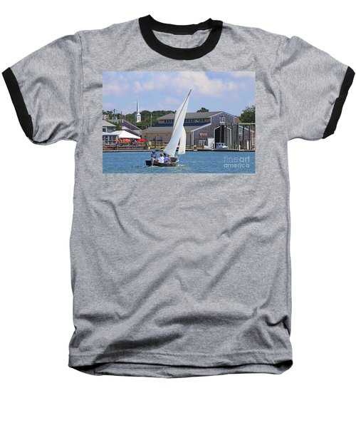 Sailing The Dorothy Baseball T-Shirt