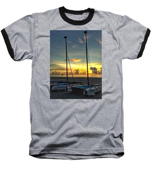 Sailing Vessels  Baseball T-Shirt