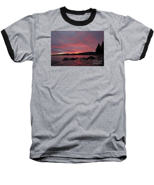 Baseball T-Shirt featuring the photograph Sailor's Delight by Sandra Updyke