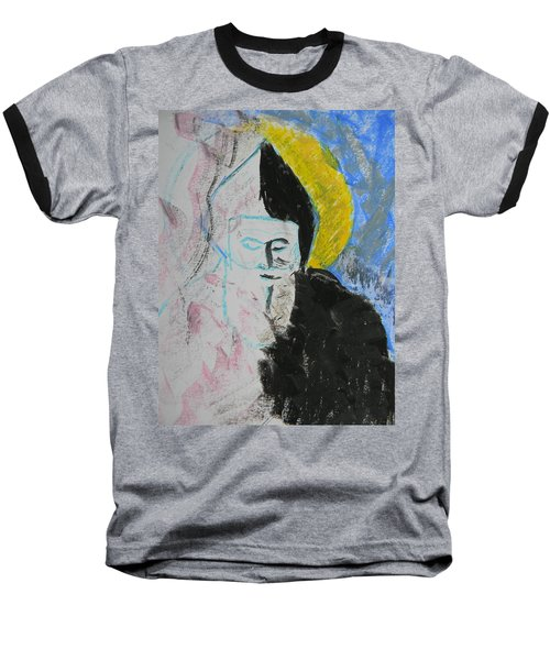 Saint Charbel Baseball T-Shirt