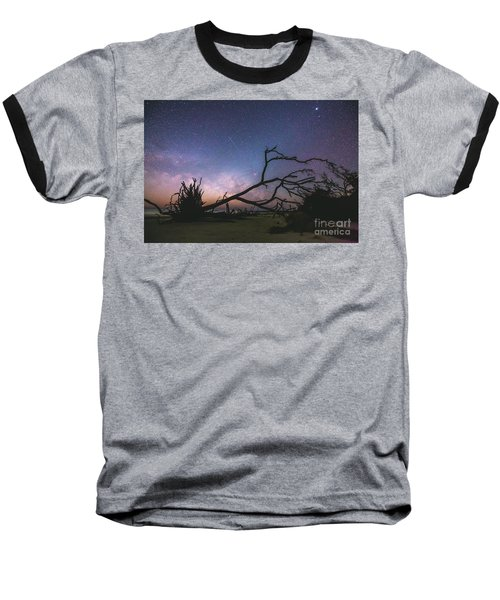 Saint Helena Milky Baseball T-Shirt