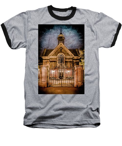 Oxford, England - Saint Hugh's Baseball T-Shirt