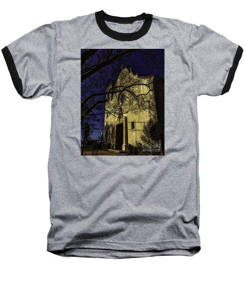 Baseball T-Shirt featuring the photograph Saint Johns Three by Ken Frischkorn