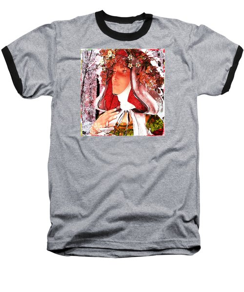 Saint Rose Of Lima Noel Baseball T-Shirt