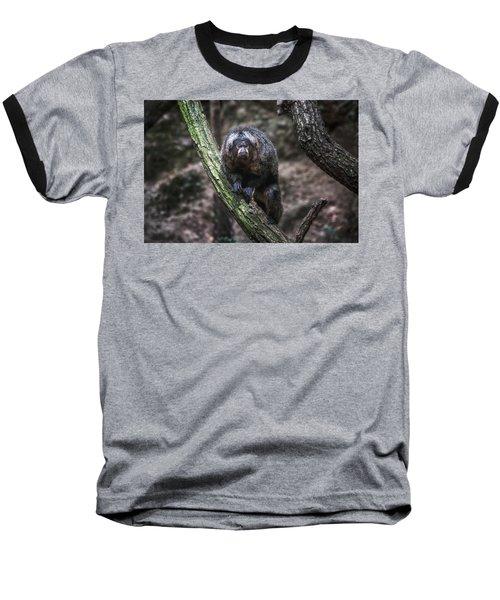 Baseball T-Shirt featuring the photograph Saki by Traven Milovich
