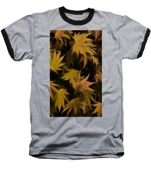 Japanese Autumn  Baseball T-Shirt