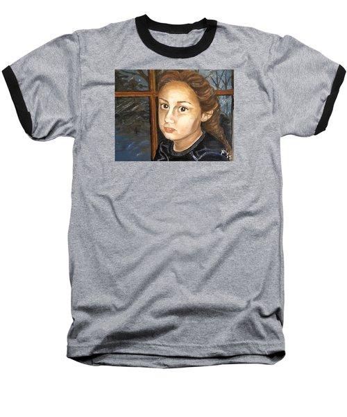 Sakora Baseball T-Shirt by Alexandria Weaselwise Busen