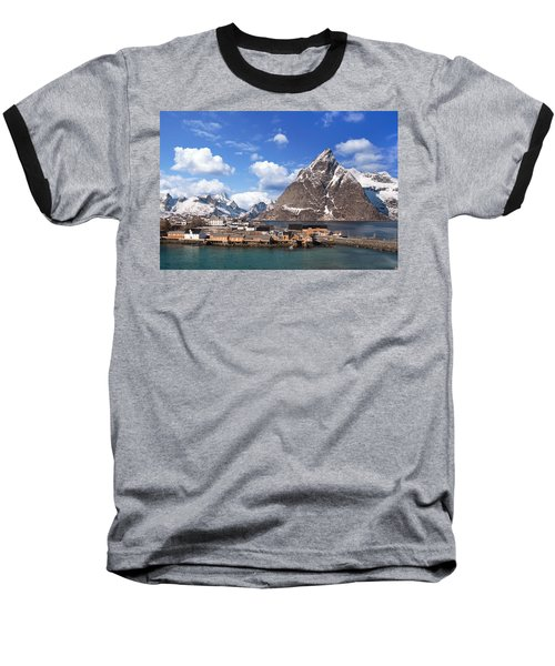 Sakrisoy Baseball T-Shirt