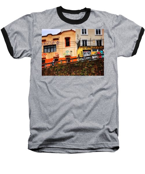 Saks Baseball T-Shirt