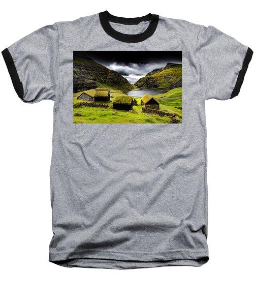 Saksun Vision Baseball T-Shirt