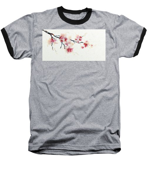 Sakura Branch Baseball T-Shirt
