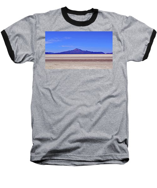 Salar De Uyuni No. 222-1 Baseball T-Shirt