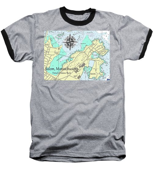 Salem Neck Baseball T-Shirt