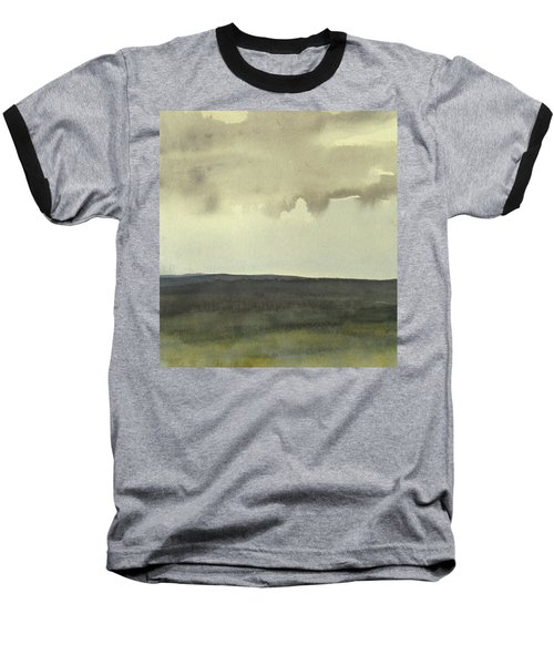 Salen Cloudy Weather. Up Tp 60 X 60 Cm Baseball T-Shirt