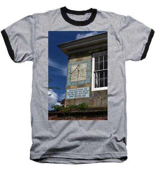 Salisbury Sundial Baseball T-Shirt