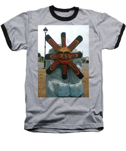 Salish Sun Baseball T-Shirt