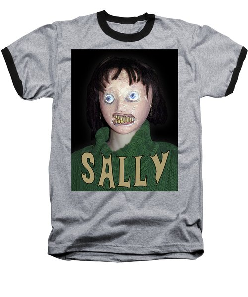 Sally Baseball T-Shirt