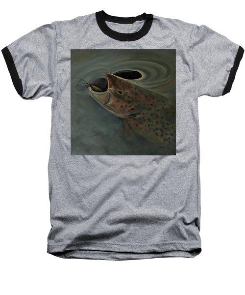 Salmon Flies Are Back Baseball T-Shirt