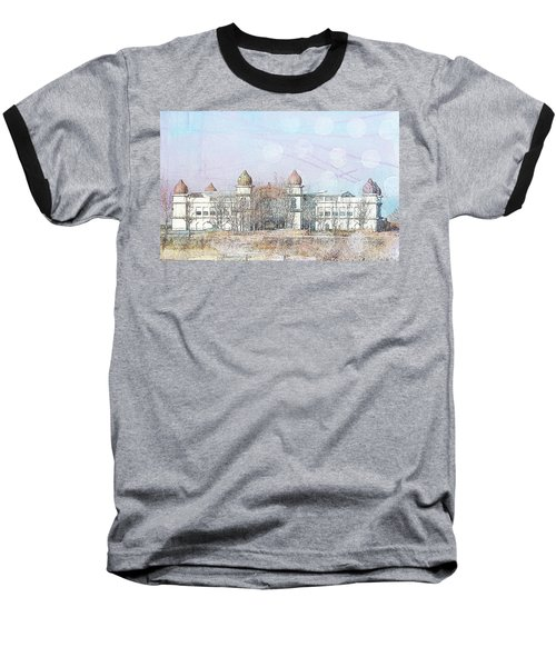 Salt Air Baseball T-Shirt