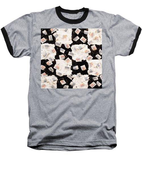 Salt And Pepper Baseball T-Shirt