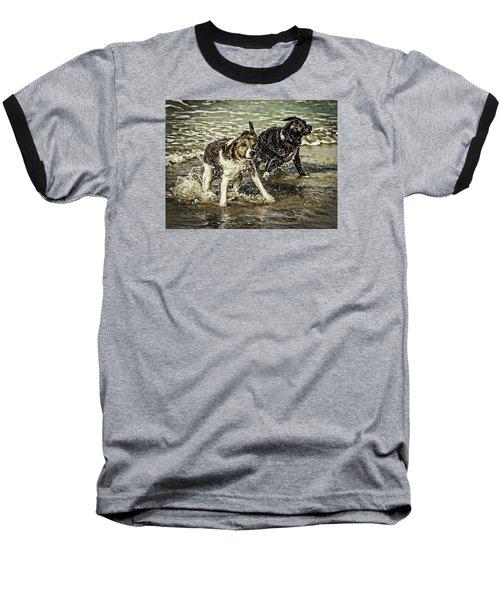 Salt And Shake Baseball T-Shirt