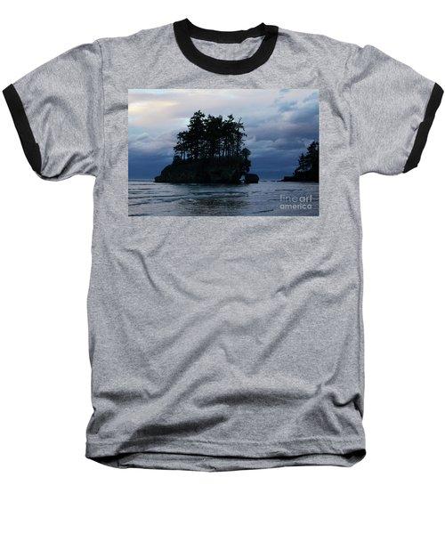 Salt Creek At Sunset Baseball T-Shirt by Jane Eleanor Nicholas