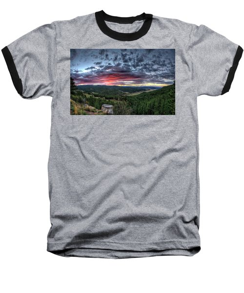 Salt Creek Sunrise Baseball T-Shirt