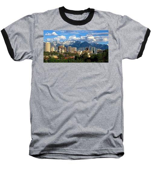 Salt Lake City Baseball T-Shirt