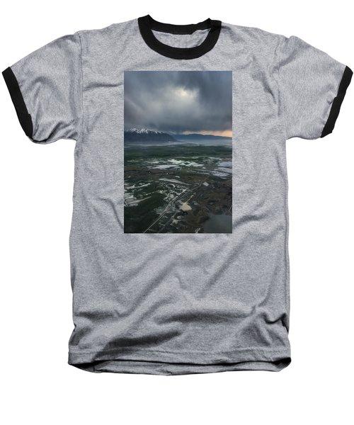 Salt Lake Drama Baseball T-Shirt