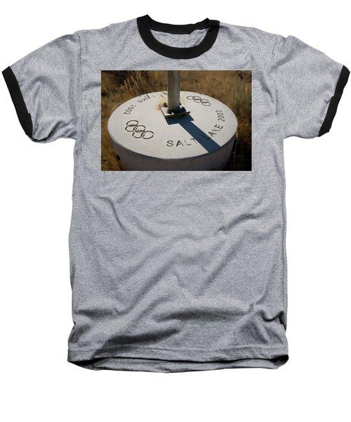 Salt Lake Olympics 2002 Baseball T-Shirt