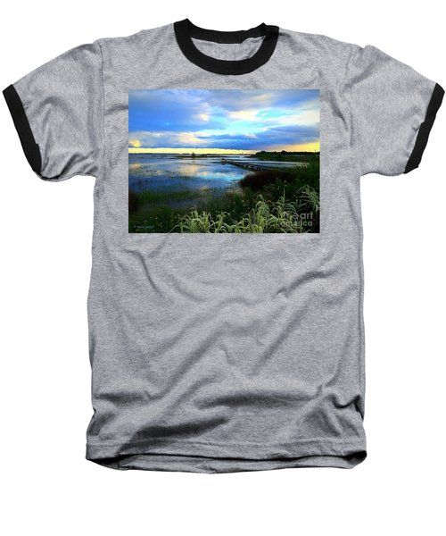Salt Marsh Baseball T-Shirt
