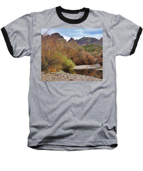 Salt River Pebble Beach Baseball T-Shirt
