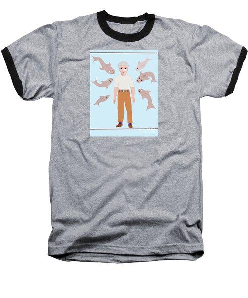 Salt Water Friends Baseball T-Shirt