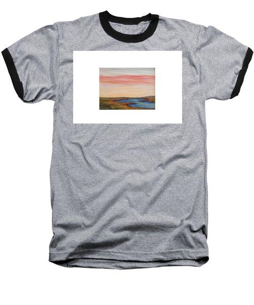Saltpond Walk Baseball T-Shirt