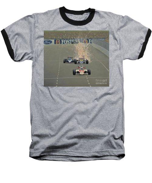 Salute Baseball T-Shirt