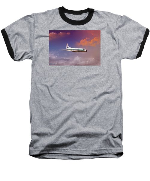 Salute To Herman Baseball T-Shirt by J Griff Griffin