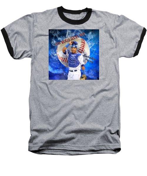 Salvador Perez 2015 World Series Mvp Baseball T-Shirt