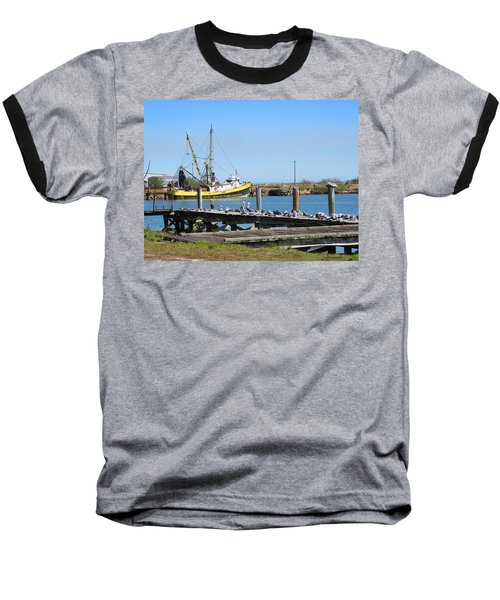 Salvador R Baseball T-Shirt