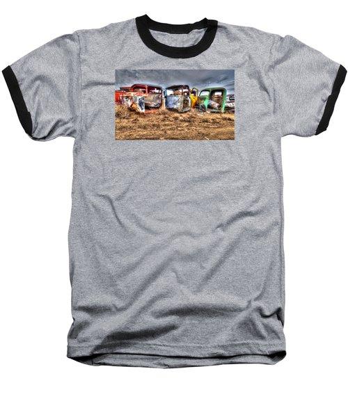 Salvage Yard Baseball T-Shirt